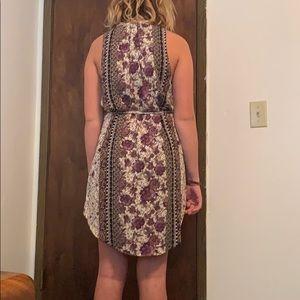 Super cute high low dress!